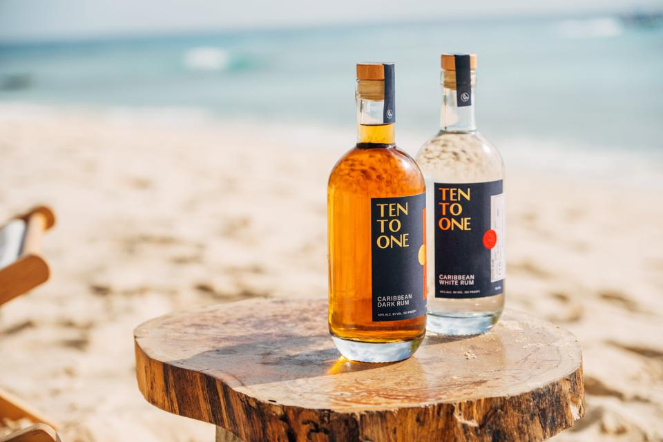 Ten To One White and Dark Rum