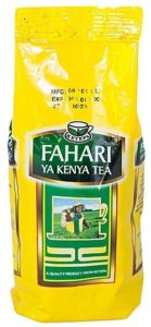 Fahari Ya Kenya Tea can be used to make osang tea (Equatorial Guinea)