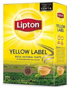 Lipton Tea can be used to make Osang Tea (Equatorial Guinea)