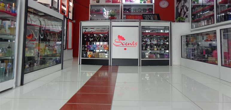 Go to Scents: The Perfume Spot (Nairobi) to buy the best female perfumes in Kenya