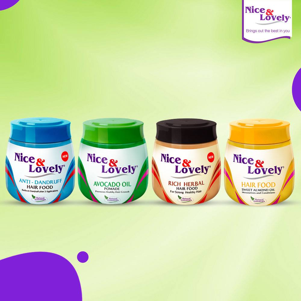 Nice & Lovely Hair Products