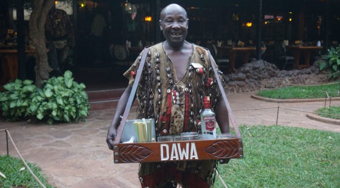 Dawa Recipe, Kenya