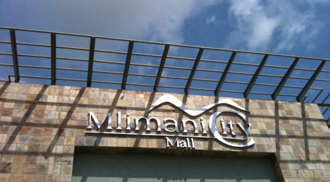 Mlimani City Cinema & A Guide to What Else You Can Find at Mlimani City Mall