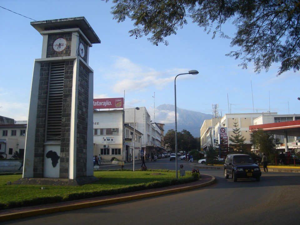 Clock Tower Arusha