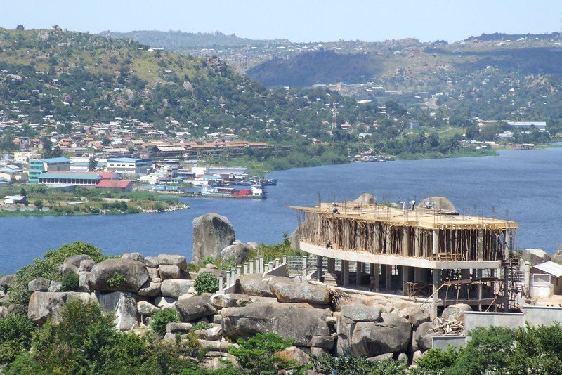 Construction in Mwanza