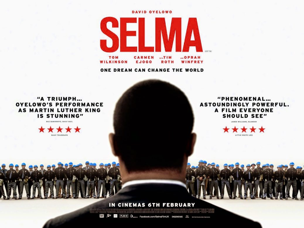 Movie Posters 2015: Selma Film Poster L• Chick About Town
