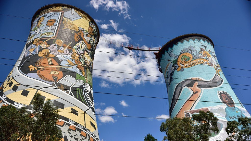 Things to Do in Soweto: Visit or Bungee Jump off the Orlando Towers