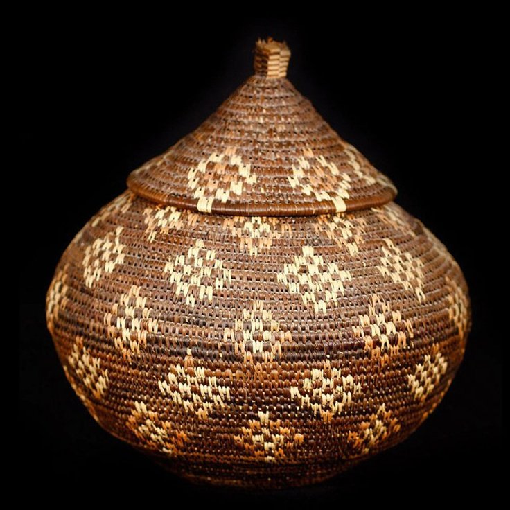 A Basket from Botswana
