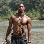 Malachi Kirby in 2016 Roots Miniseries for the HISTORY® channel