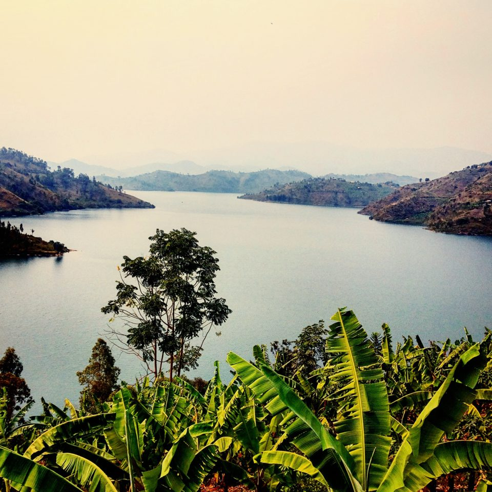 Lake Kivu in All its Glory