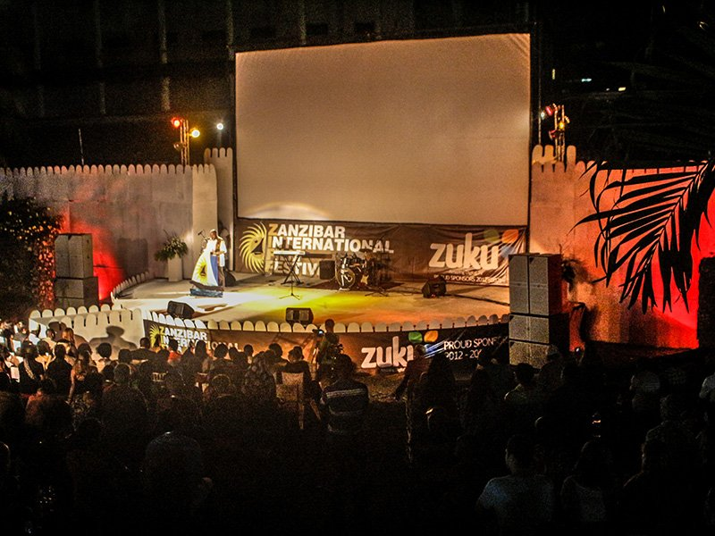 ZIFF audience Opening Night at ZIFF 2015
