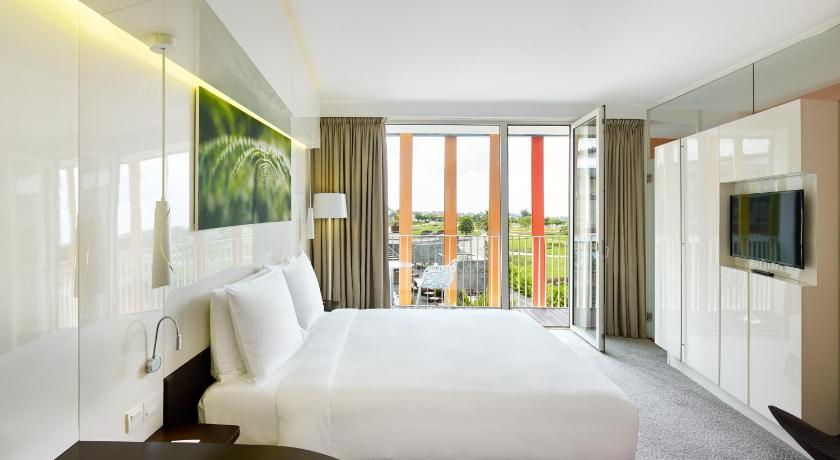 Kigali Hotels: A room at the Radisson Hotel in Kigali