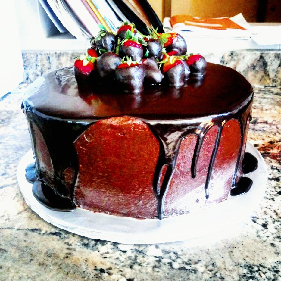 Chocolate Cake by Soul Treats Tanzania