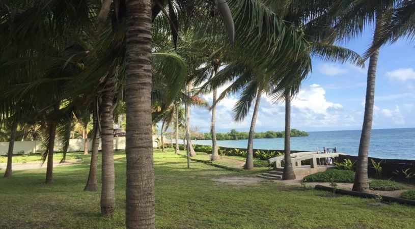 Bagamoyo Hotels: The Beach at Oceanic Bay Hotel & Resort