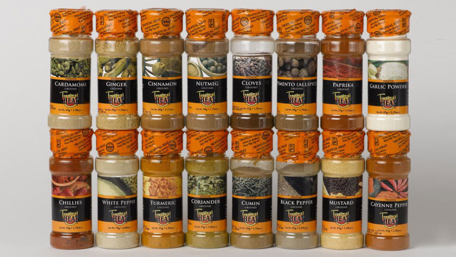 Tropical Heat Spices