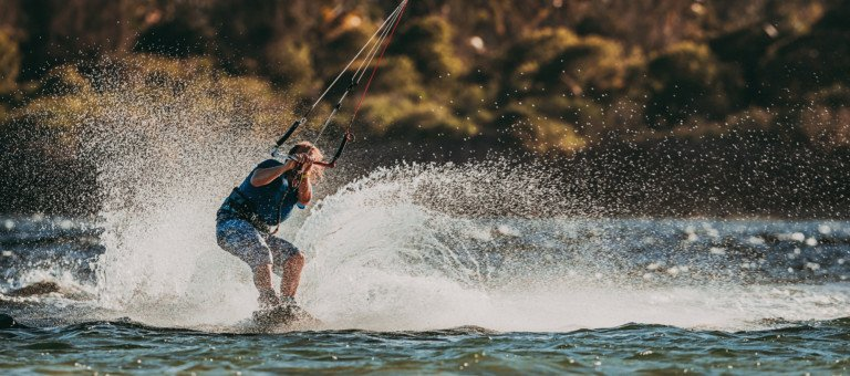 tailor-made trips in Watamu can include kite surfing
