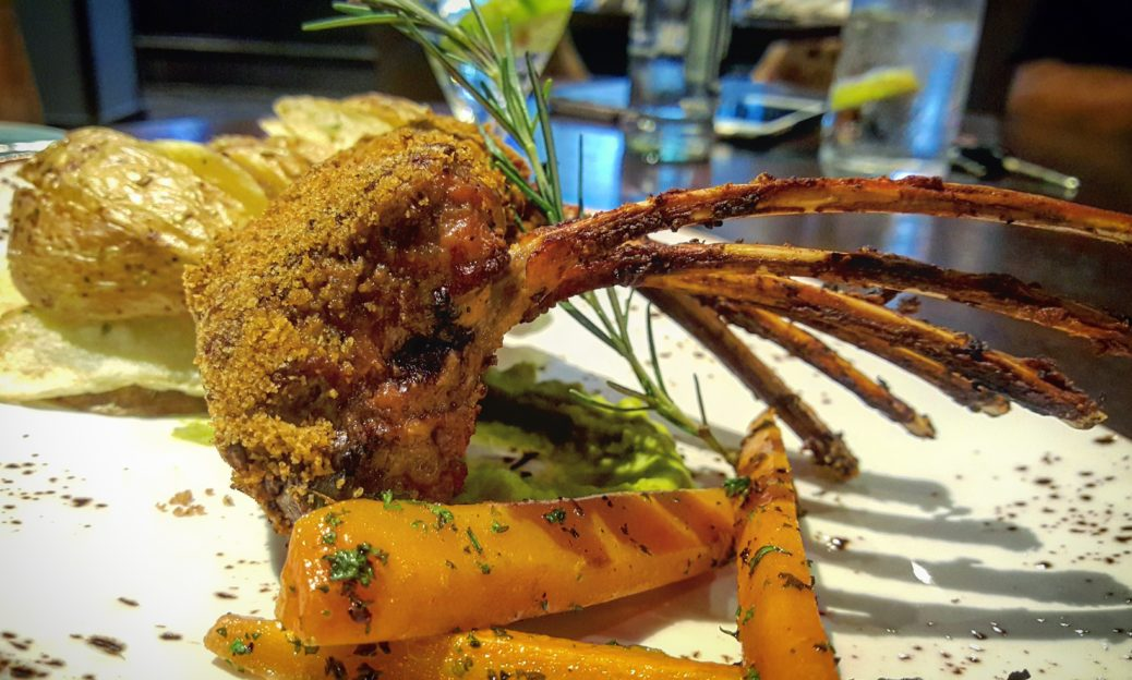 Rack of Lamb Ramada