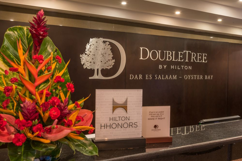 Hotels in Dar es Salaam: DoubleTree by Hilton Dar es Saaam
