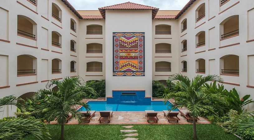Hotels in Dar es Salaam: Sea Cliff Court Hotel
