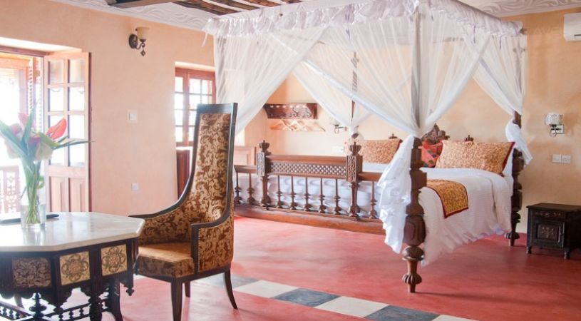 A room at Mzingani Seafront Hotel